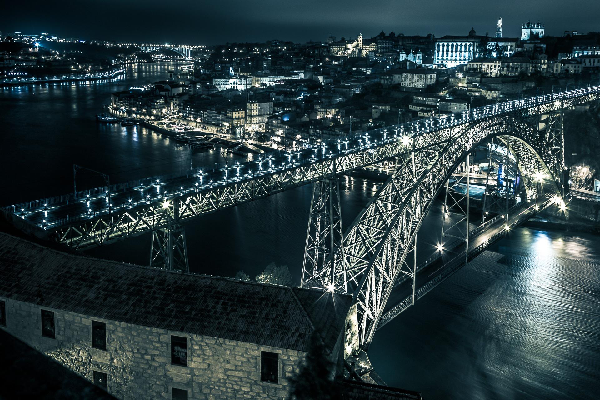 Porto from Vila Nova de Guia